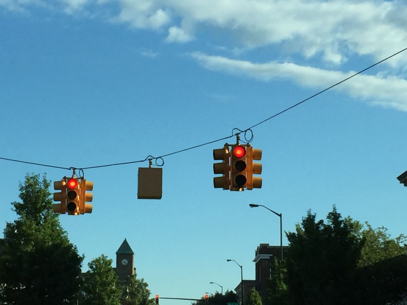 Running Red Lights: Lessons in Discomfort