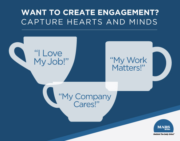 Want to Create Engagement? Capture Hearts and Minds