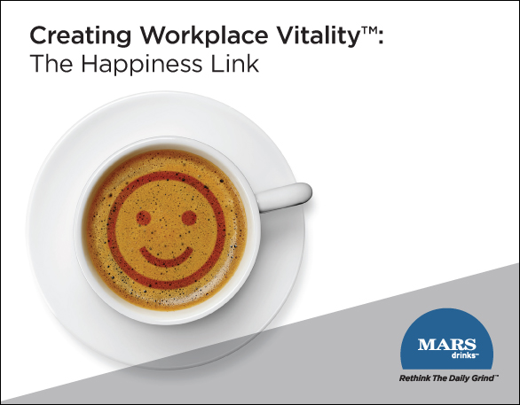Creating Workplace Vitality: The Happiness Link